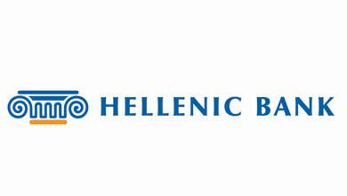 Hellenic Bank Logo